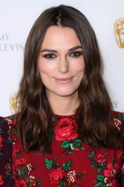 Keira Knightley at A Life in Pictures Photocall at Bafta in London 2018/12/17 6