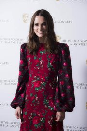 Keira Knightley at A Life in Pictures Photocall at Bafta in London 2018/12/17 8