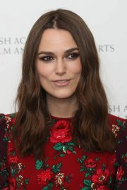 Keira Knightley at A Life in Pictures Photocall at Bafta in London 2018/12/17 10