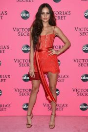 Kelsey Merritt at Victoria's Secret Viewing Party in New York 2018/12/02 2