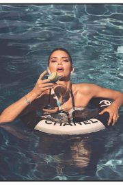 Kendall Jenner for Chaos SixtyNine 2018 Photos 1
