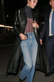 Kendall Jenner Night Out in London 2018/12/11 1