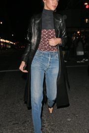 Kendall Jenner Night Out in London 2018/12/11 7