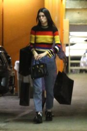 Kendall Jenner Out Shopping in Beverly Hills 2018/12/15 2