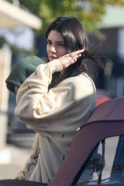 Kendall Jenner Out with Her Dog in Los Angeles 2018/12/16 12