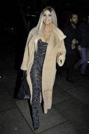 Kerry Katona Night Out in Manchester 2018/12/10 1