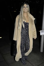 Kerry Katona Night Out in Manchester 2018/12/10 2