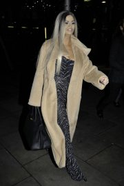 Kerry Katona Night Out in Manchester 2018/12/10 3