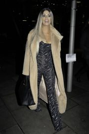 Kerry Katona Night Out in Manchester 2018/12/10 7