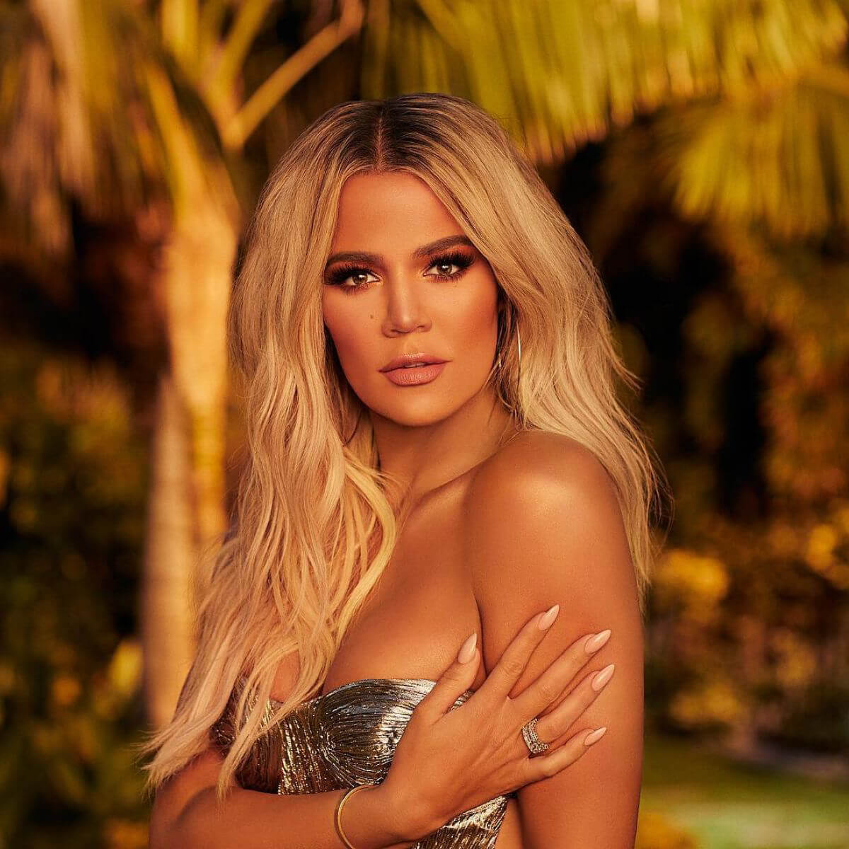 Khloe Kardashian for Becca Cosmetics 2018 Campaign Photos 1