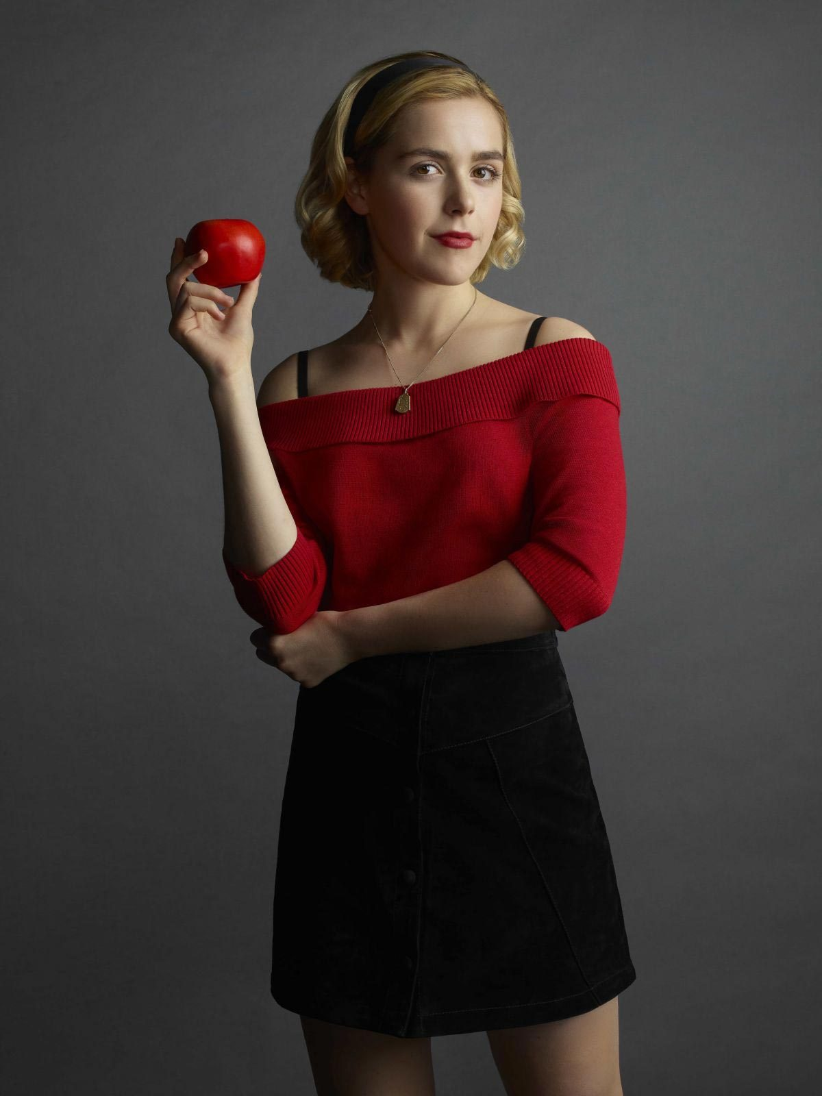 Kiernan Shipka at Chilling Adventures of Sabrina, Season 1 Posters and Promos 1