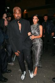 Kim Kardashian and Kanye West at Cher Musical in New York 2018/12/03 3