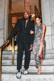 Kim Kardashian and Kanye West at Cher Musical in New York 2018/12/03 6