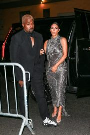 Kim Kardashian and Kanye West at Cher Musical in New York 2018/12/03 7