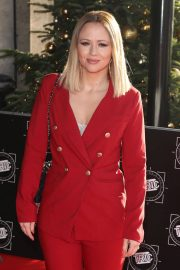 Kimberley Walsh at TRIC Christmas Lunch in London 2018/12/11 3