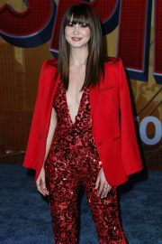 Kimiko Glenn at Spider-man: Into the Spider-Verse Premiere in Hollywood 2018/12/01 4