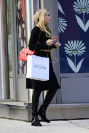 Kitty Spencer Out Shopping in New York 2018/11/29 2