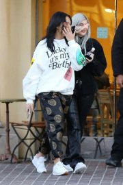 Kylie Jenner and Jordyn Woods Out in Calabasas 2018/12/01 4