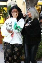 Kylie Jenner and Jordyn Woods Out in Calabasas 2018/12/01 6
