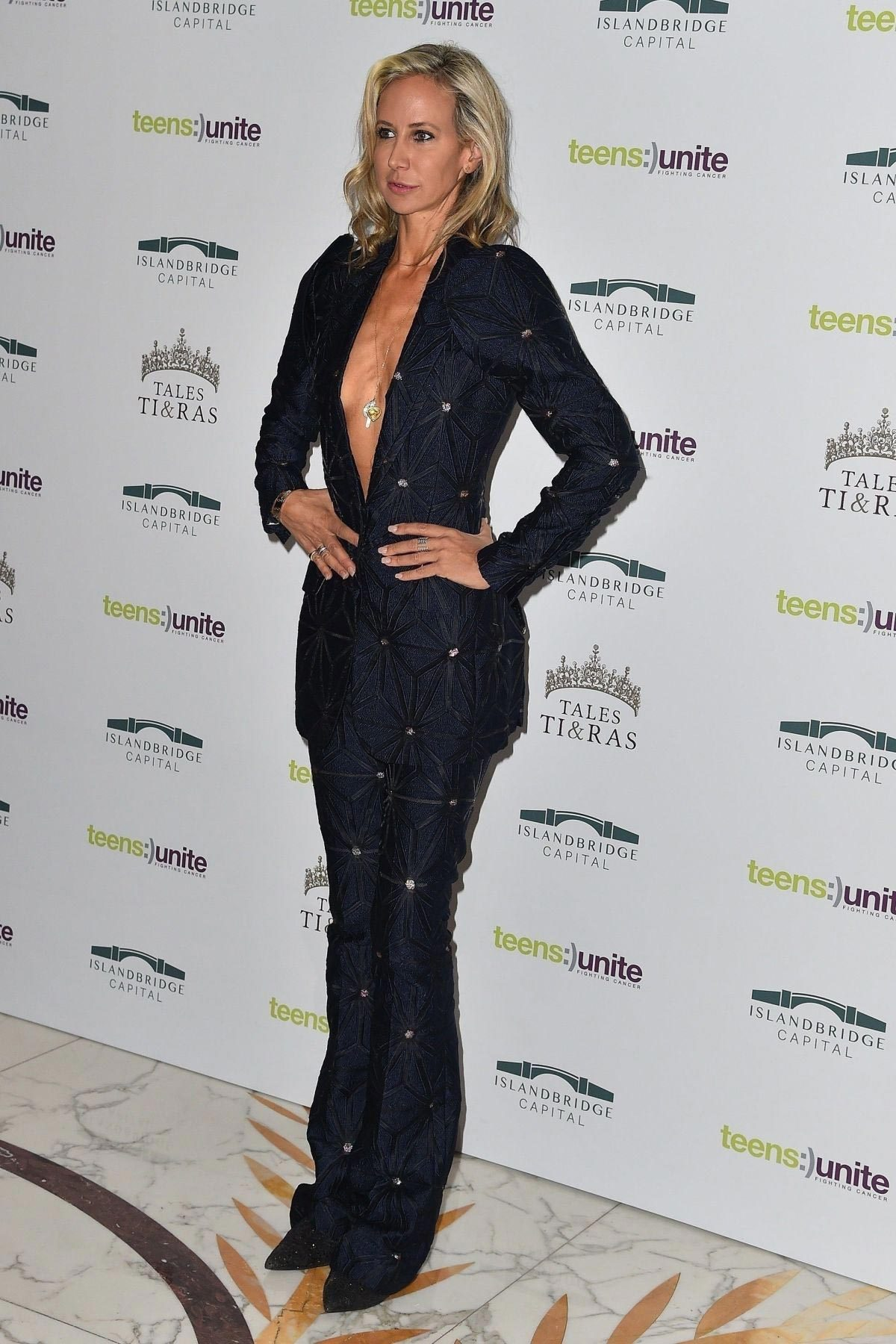 Lady Victoria Hervey at Teens Unite Event in London 2018/11/30 1