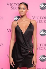 Lais Ribeiro at Victoria's Secret Viewing Party in New York 2018/12/02 1