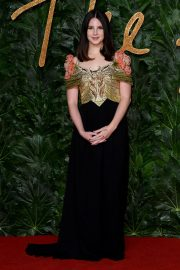 Lana Del Rey at British Fashion Awards in London 2018/12/10 5