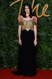 Lana Del Rey at British Fashion Awards in London 2018/12/10 6