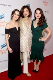 Laura and Vanessa Marano at Make Equality Reality Gala in Beverly Hills 2018/12/03 5