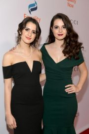 Laura and Vanessa Marano at Make Equality Reality Gala in Beverly Hills 2018/12/03 7