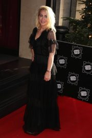 Laura Hamilton at TRIC Christmas Lunch in London 2018/12/11 1