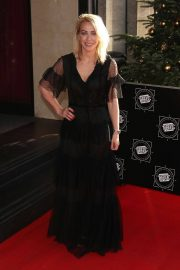 Laura Hamilton at TRIC Christmas Lunch in London 2018/12/11 2