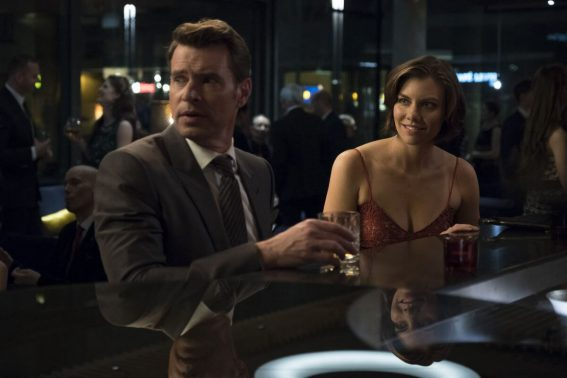 Lauren Cohan for Whiskey Cavalier Proms and Trailers 1