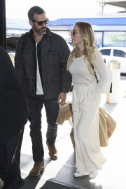LeAnn Rimes at LAX Airport in Los Angeles 2018/12/26 5