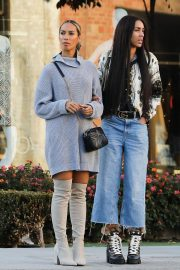 Leona Lewis Out and About in Beverly Hills 2018/12/29 3