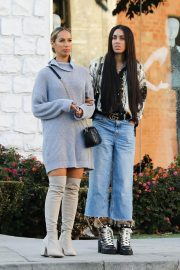 Leona Lewis Out and About in Beverly Hills 2018/12/29 9