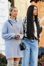 Leona Lewis Out and About in Beverly Hills 2018/12/29 10