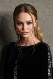 Lily-Rose Depp at Chanel Metiers D'Art Show Pre-fall 2019 in New York 2018/12/04 14
