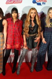 Little Mix at Capital FM Jingle Bell Ball in London 2018/12/09 8