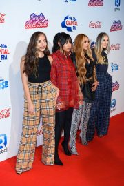 Little Mix at Capital FM Jingle Bell Ball in London 2018/12/09 10