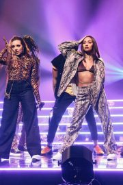 Little Mix at Graham Norton Show in London 2018/12/14 1