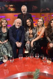 Little Mix at Graham Norton Show in London 2018/12/14 2
