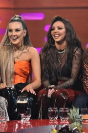 Little Mix at Graham Norton Show in London 2018/12/14 3