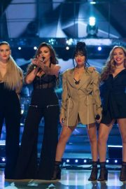 Little Mix Performs at Strictly Come Dancing in London 2018/12/09 4
