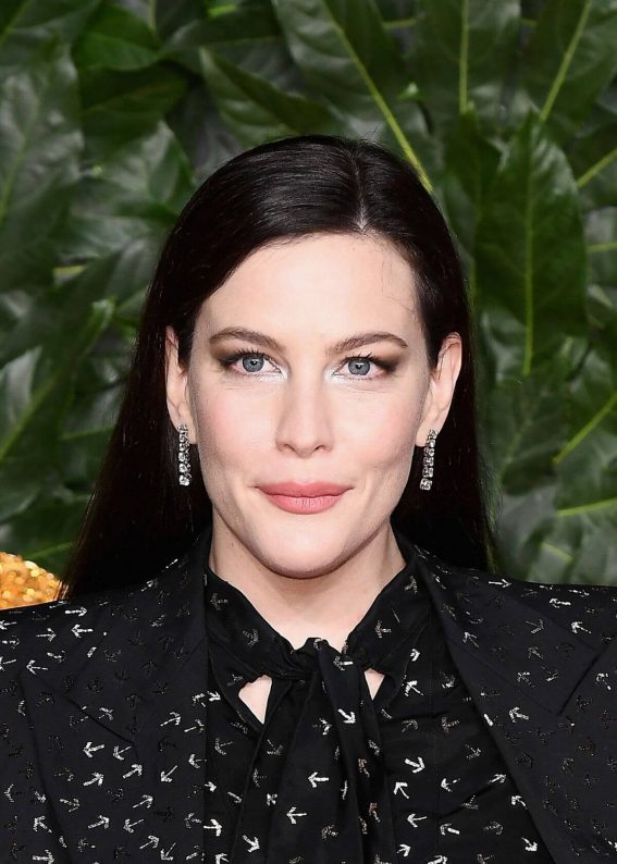 Liv Tyler at British Fashion Awards in London 2018/12/10 1
