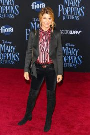 Lori Loughlin at Mary Poppins Returns Premiere in Los Angeles 2018/11/29 2