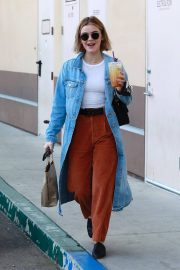 Lucy Hale Out and About in Studio City 2018/12/16 1