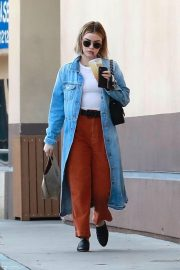 Lucy Hale Out and About in Studio City 2018/12/16 8
