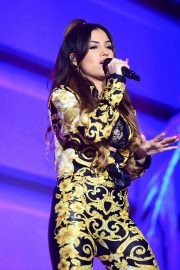 Mabel McVey at Capital FM Jingle Bell Ball in London 2018/12/09 1