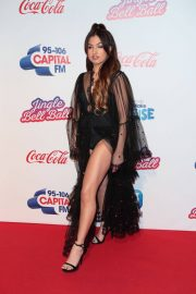 Mabel McVey at Capital FM Jingle Bell Ball in London 2018/12/09 3