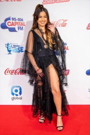 Mabel McVey at Capital FM Jingle Bell Ball in London 2018/12/09 6